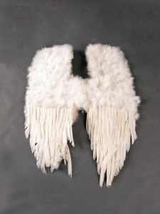 Flügel - weiß