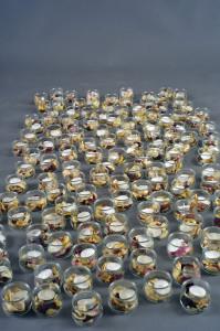 150 Teelichter